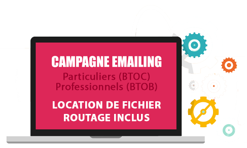 OptinPlay, Location Fichier Email & SMS, Achat fichier