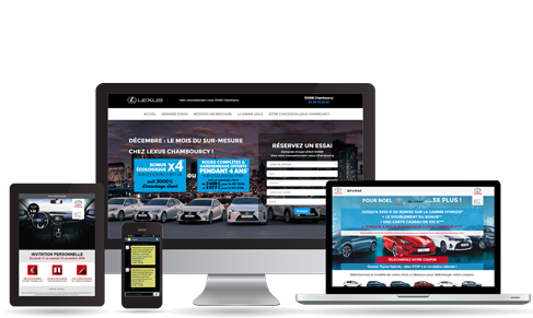 Campagne emailing et campagne sms marketing